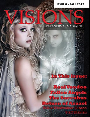 Visions Paranormal Magazine 8