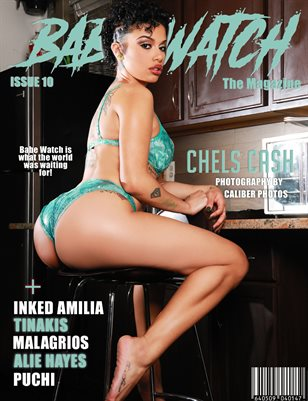 BABE WATCH ISSUE 10 Ft CHELS CASH