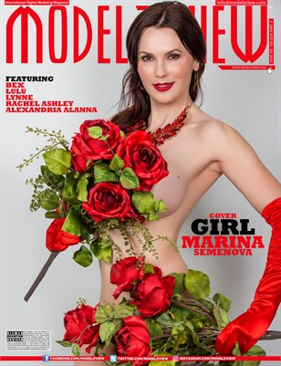 MODELZ VIEW FEB 2020 -PART 4 - THE LOVE ISSUE [ ISSUE 165 ]