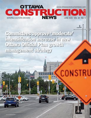 Ottawa Construction News (June 2020)
