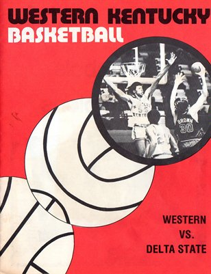 "1976-1977, Western Kentucky Basketball, ""Western vs. Delta State"""