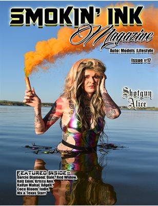 Smokin' Ink Magazine Issue #17 - Shotgun Alice