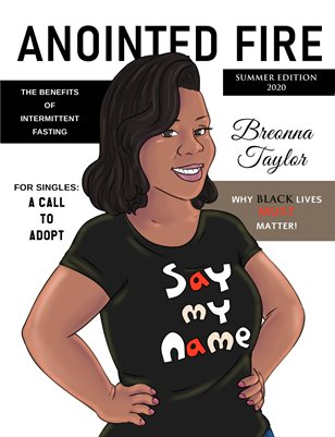 Anointed Fire Magazine (Summer Edition, 2020)