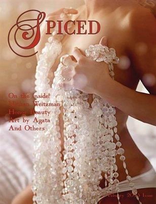 Spiced Magazine, Beautiful Boudoir, February 2015