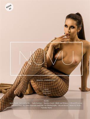 Nuvu Magazine Nude Book 83 Featuring Amber Rose