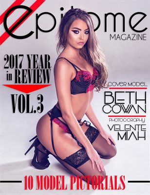 Epitome Magazine: 2017 Year in Review, Vol. 3