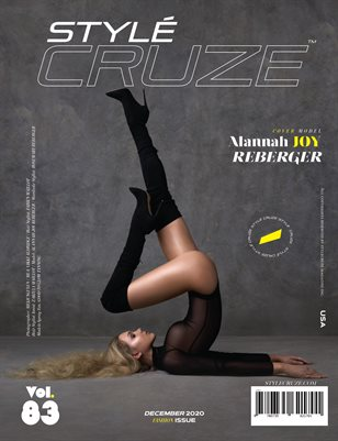 DCEMBER 2020 Issue (Vol: 83) | STYLÉCRUZE Magazine