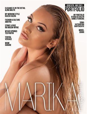 MARIKA MAGAZINE PORTFOLIO (ISSUE 878 - MAY)