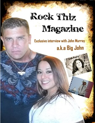 Rock Thiz Magazine Issue #3 January