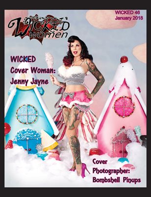 WICKED Women Magazine-WICKED 46: January 2018
