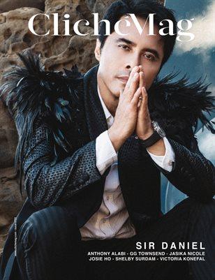 Cliché Magazine June/July 2021 (Sir Daniel)
