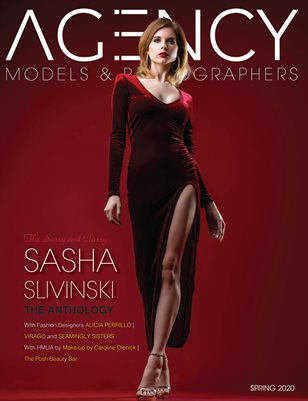 ANTHOLOGY - The Book of Sasha - AGENCY Magazine