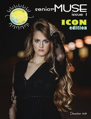 seniorMUSE Issue 1 - ICON edition