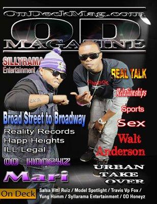 OD Magazine Vol 1
