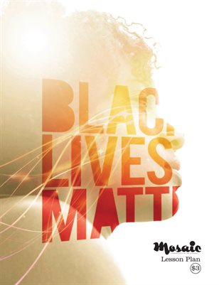 Black Lives Matter Lesson Plan