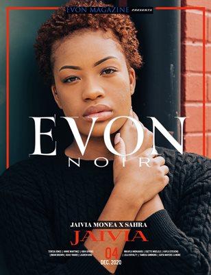EVON NOIR Issue 04