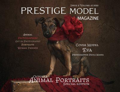 PRESTIGE MODELS MAGAZINE_ANIMAL PORTRAITS 2/10