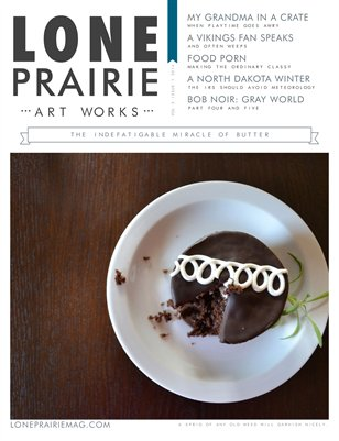 Lone Prairie Art Works Magazine Volume 2 Issue 1