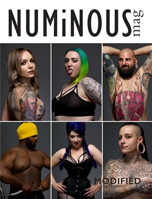 NUMiNOUSmag: MODIFIED