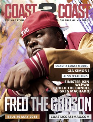 Coast 2 Coast Magazine Issue #49