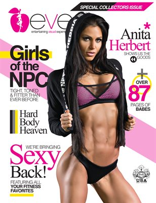 Eve Magazine - Girls of the NPC Vol 4