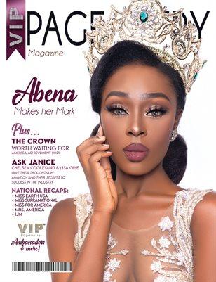 VIP Pageantry Magazine   Spring 2021
