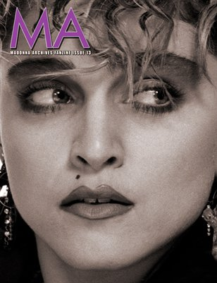 Madonna Archives Fanzine Issue 13