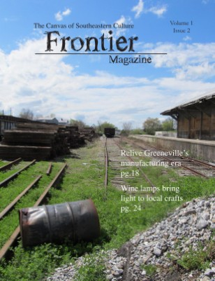 Frontier Magazine Vol. 1 Issue 2