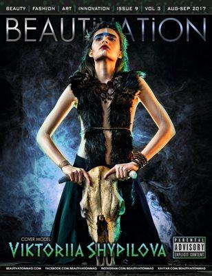 Beautivation Magazine #9 (Vol. 3)
