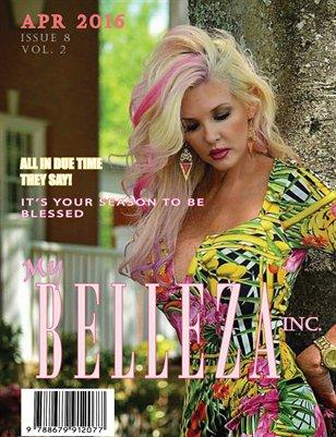 MyBelleza Inc. Magazine Issue nO8 vOL 2