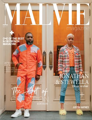 MALVIE Mag | The ART of Creation | Vol. 31 JUNE 2020