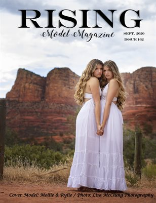 Rising Model Magazine Issue #162