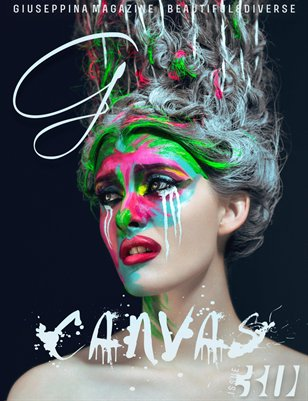 Issue #30: CANVAS (Cover 1)