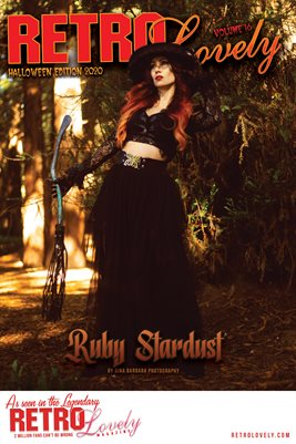 Ruby Stardust Cover Poster