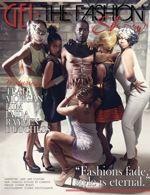 GEI THE FASHION SHOW ISSUE #1