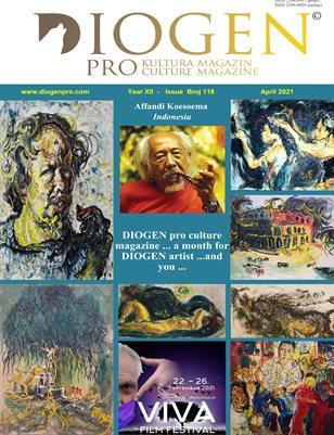 DIOGEN pro art magazine...No.118