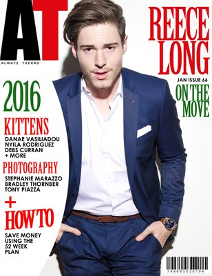 Alwayz Therro - Reece Long - January 2016 - Issue 66