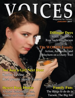 VOICES Magazine Jan17