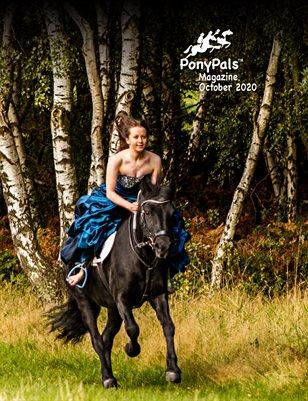 October 2020 Pony Pals Magazine -  Vol.10 #5