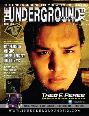 The Underground Fix Magazine Issue #66