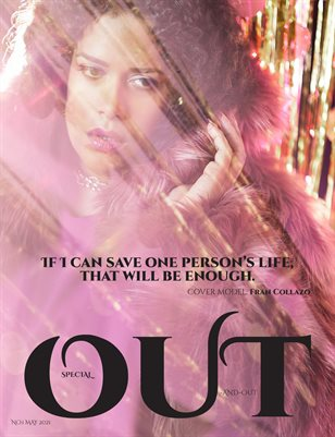 OUT-AND-OUT MAGAZINE SPECIAL EDITION NO.1 MAY 2021