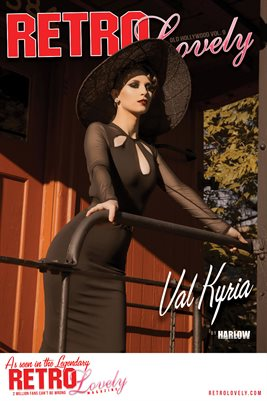 Val Kyria Cover Poster