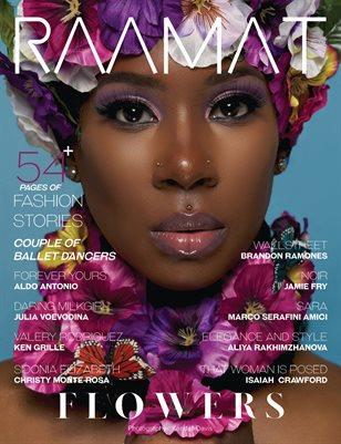 RAAMAT Magazine July 2021 Issue 9