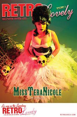 MissTeraNicole Cover Poster