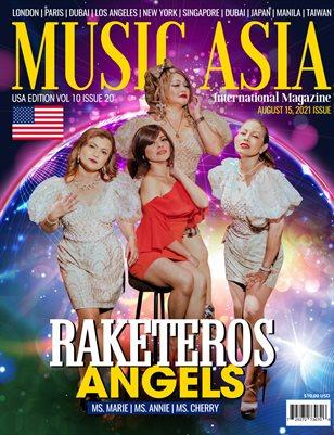 Music Asia International USA Edition