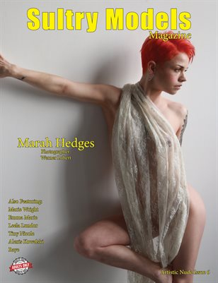 Sultry Models Magazine Artistic Nude Issue 6