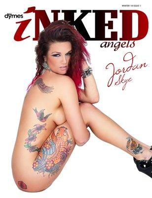 504Dymes Inked Angels Vol. 1 - Jordan Skye