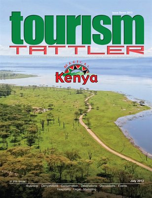 Tourism Tattler July 2013