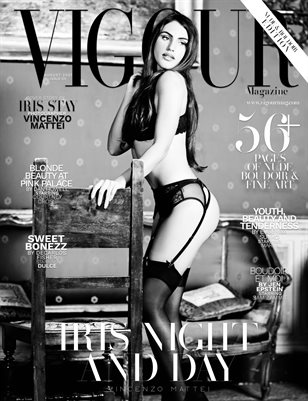 NUDE & Boudoir | August Issue 05