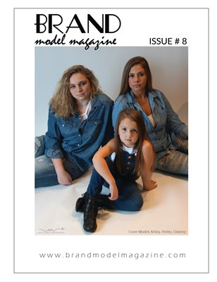 Brand Model Magazine - Issue # 8